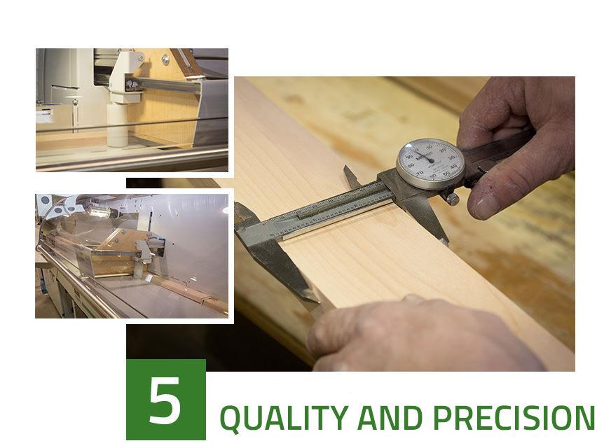 quality precision